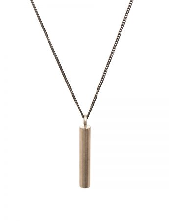 Geo long rod pendant