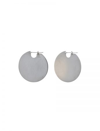 U Disc Earrings - Small