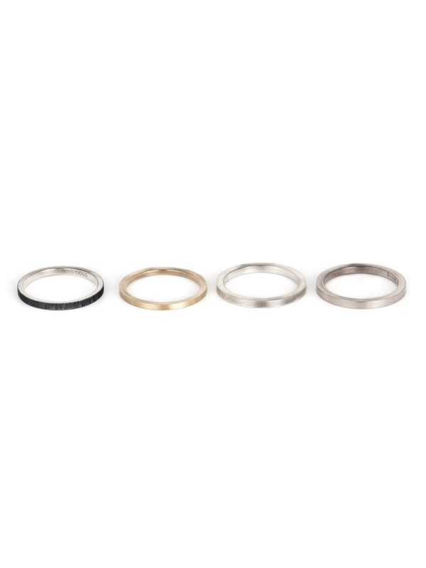 Skywalker Four Stack Ring