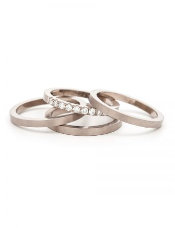 Arctic Four Stack Ring