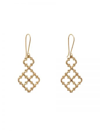 Italy Mesh earrings