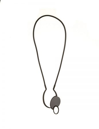 Pebble billow neckpiece