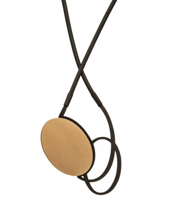 Pebble Undulate neckpiece