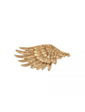 Wing Stud Earring – Single Earring