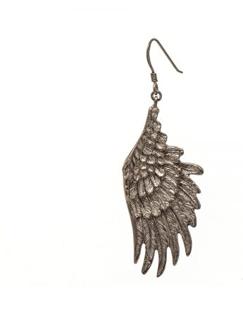 Wing earring (Single)