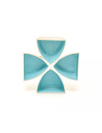 Cross Brooch
