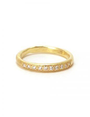 Possibilities Ring - Gold & Diamond