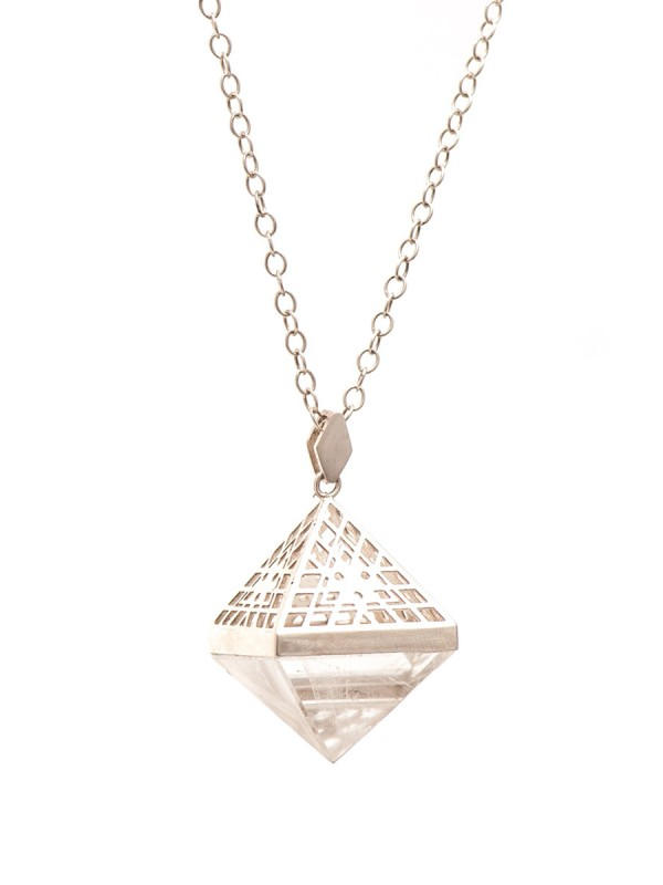 Amplify 3D necklace