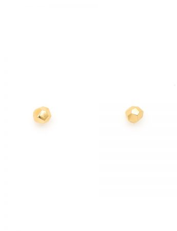 Medium Gem Stud Earrings