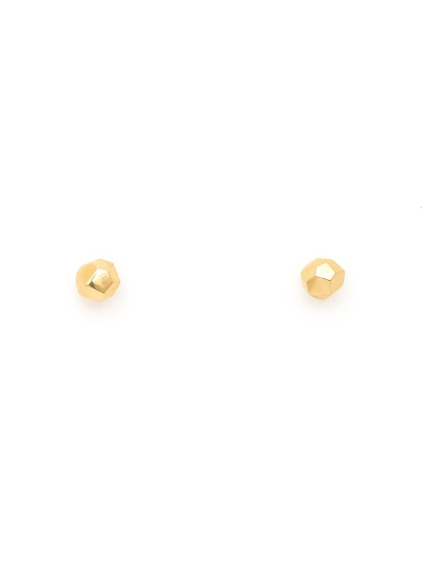 Small Gem Stud Earrings