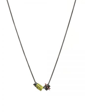 Bouquet Necklace - Banksia & Bottle Brush