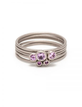 Assortis Rose rings
