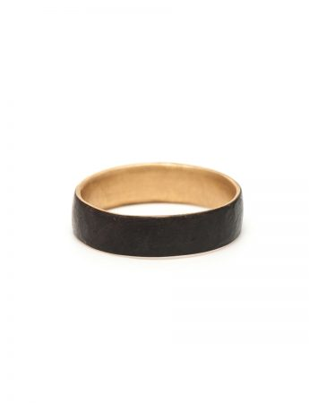 Black Gold ring