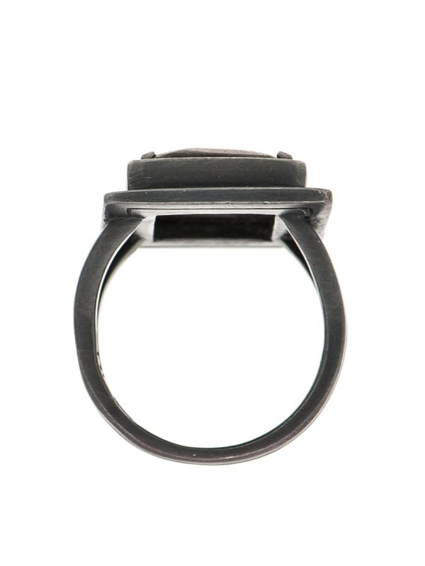 Ebony Dress ring