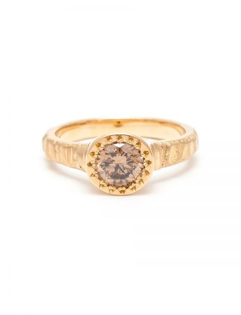 Uberlove Diamond Mountain ring