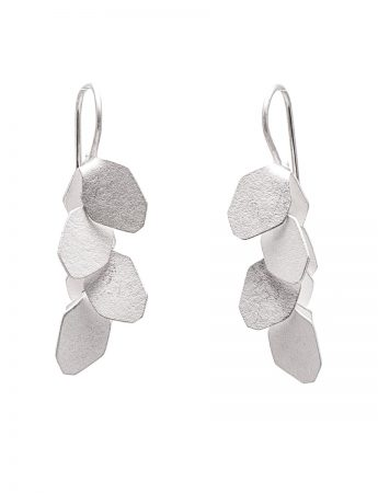 Wisteria 4 Drop Earrings – Silver