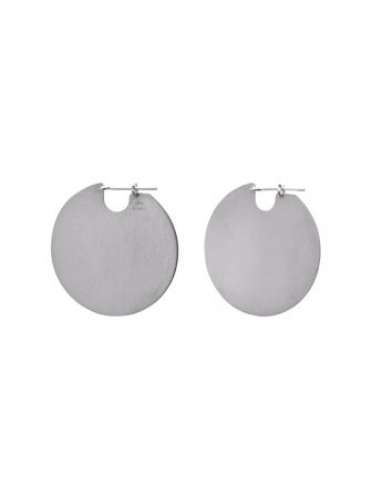 U Disc Earrings - Medium