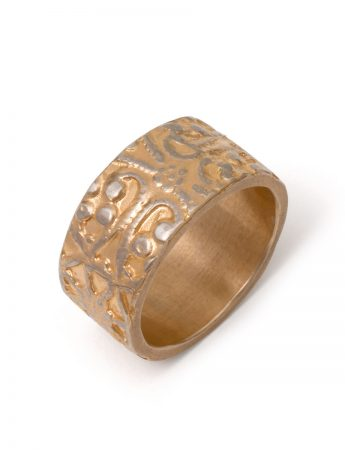 Italy Ring - Rose Gold Plated