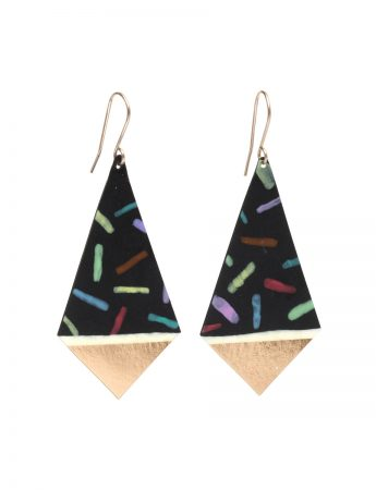 Confetti Diamond earrings