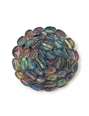 Medium Circle Brooch