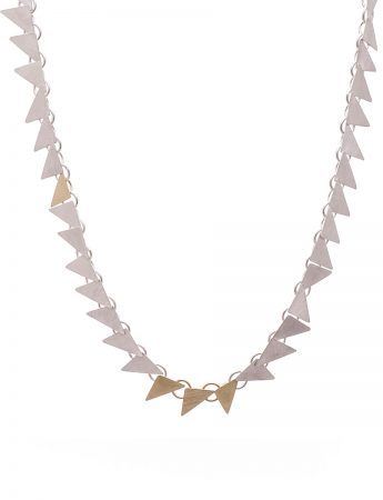 Triangles Neckpiece