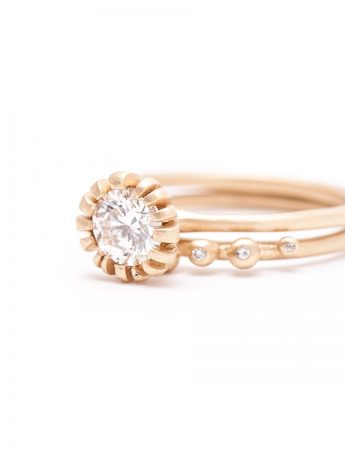 Bouquet Royale Wedder Ring