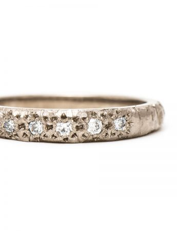 5 Diamond Ridge ring
