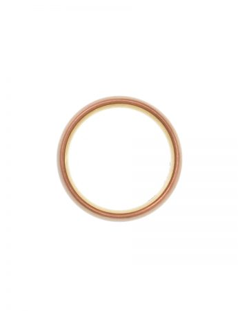 Comfort Ring - Rose Gold