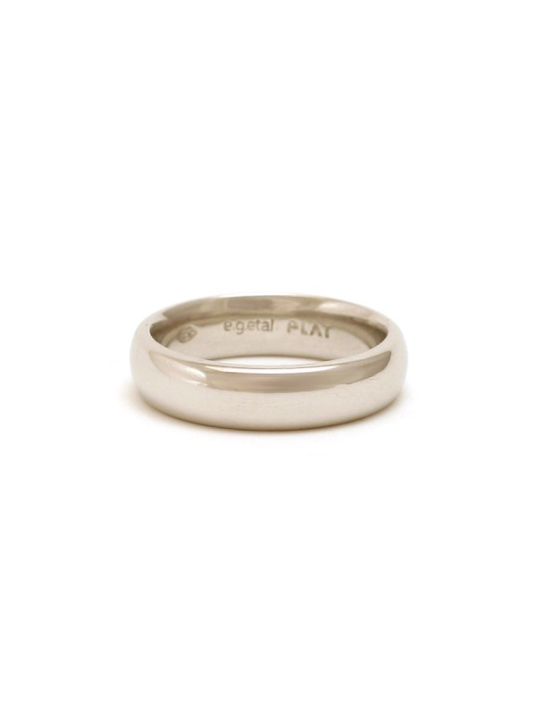Comfort Ring – Platinum