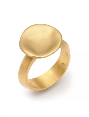 Posy Ring - Yellow Gold
