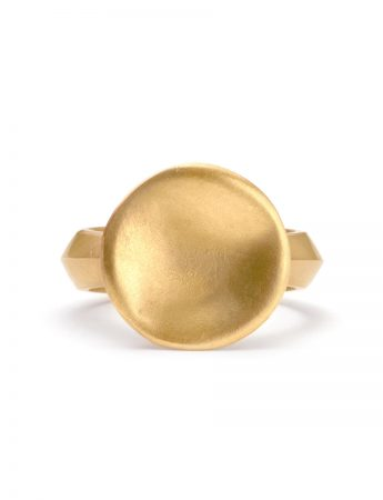 Posy Ring – Yellow Gold