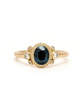Old World Ring - Sapphire