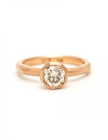 Cup Setting Ring - Diamond