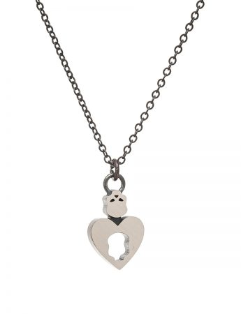 Dark Hearts neckpiece