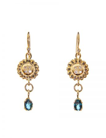 Riviera honeymoon earrings