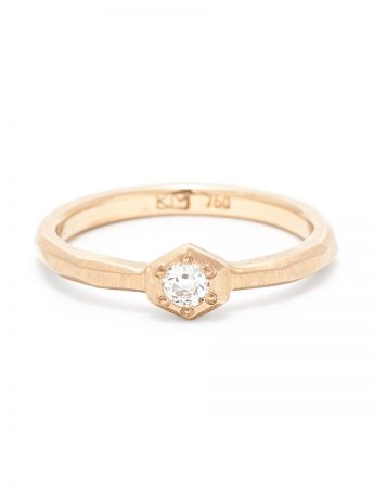 Morning Star Ring - Diamond