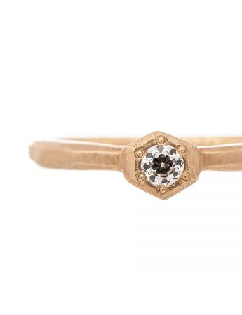 Morning Star Ring – Diamond