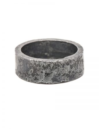 Reticulated Ring - Oxidised