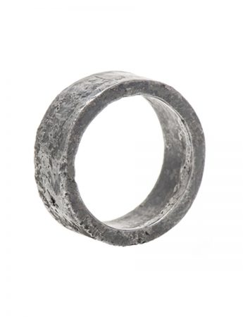 Reticulated Ring – Oxidised