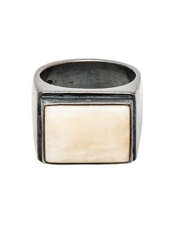 Bone Signet ring