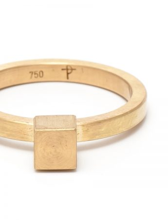 Cubist Ring - Gold
