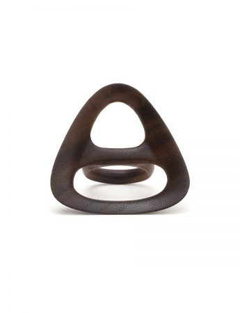 Scaffold Ring - Walnut