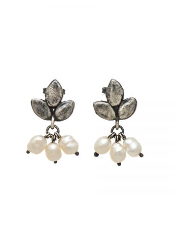 Pearlies earrings