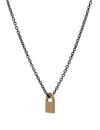 Ghost Neckpiece - Gold
