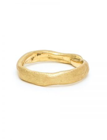 The Beginnings Ring - Yellow Gold