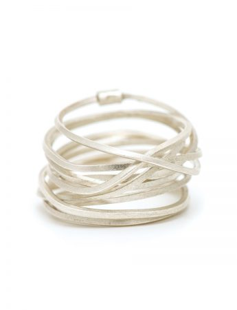 Coil Ring - Silver