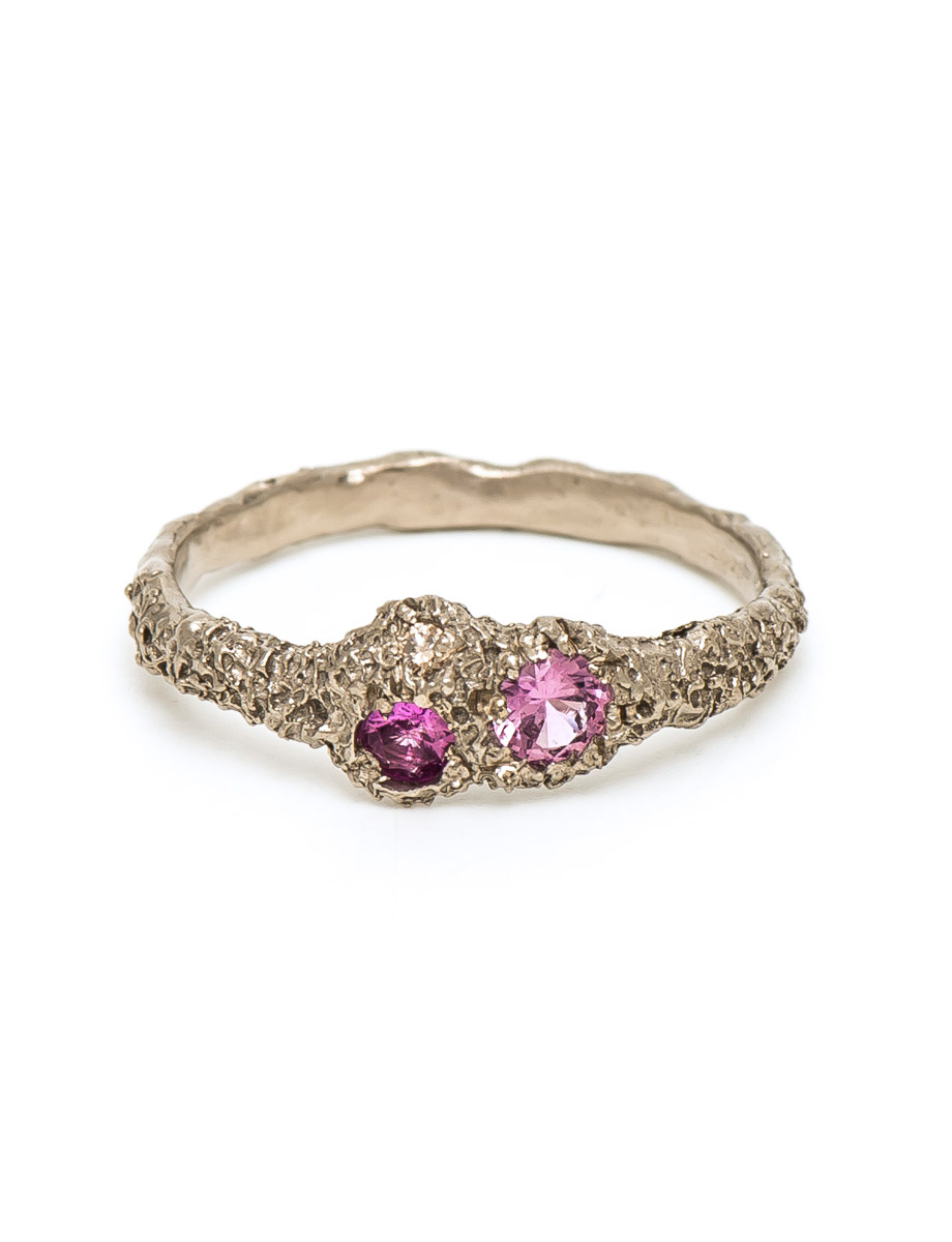 precious image amp jewellery pink brilliant marquise ring platinum diamond sapphire round rings