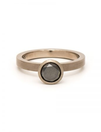 Supernova Ring - Black Diamond