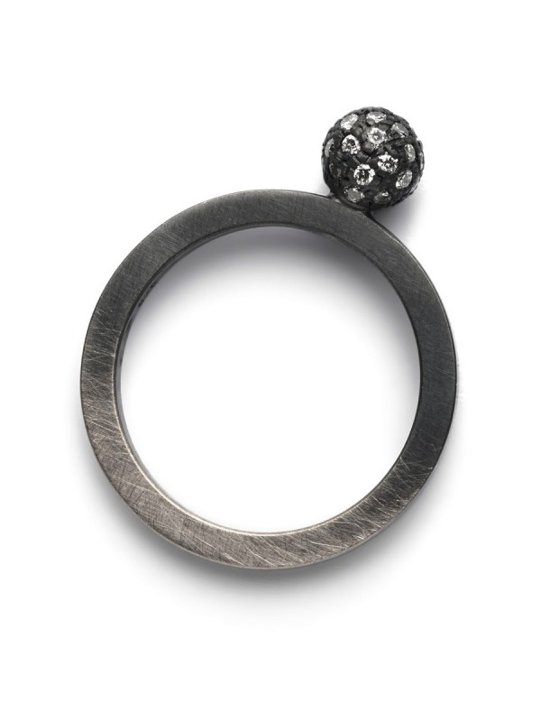 Night Sky Ring – Diamond