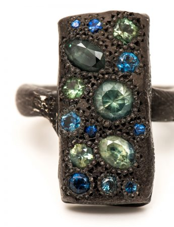 Essence – The Sea / The Watering Hole Ring